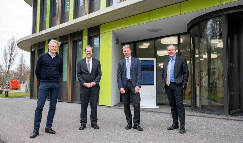 Einweihung Universitätsklinikum Bonn