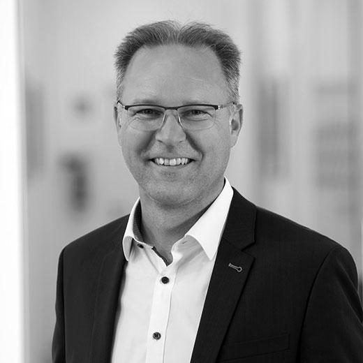 Christian Wunderer, Geschäftsführer Transport und Infrastruktur