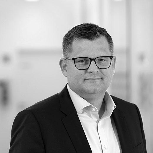 Sven Polenz, CFO