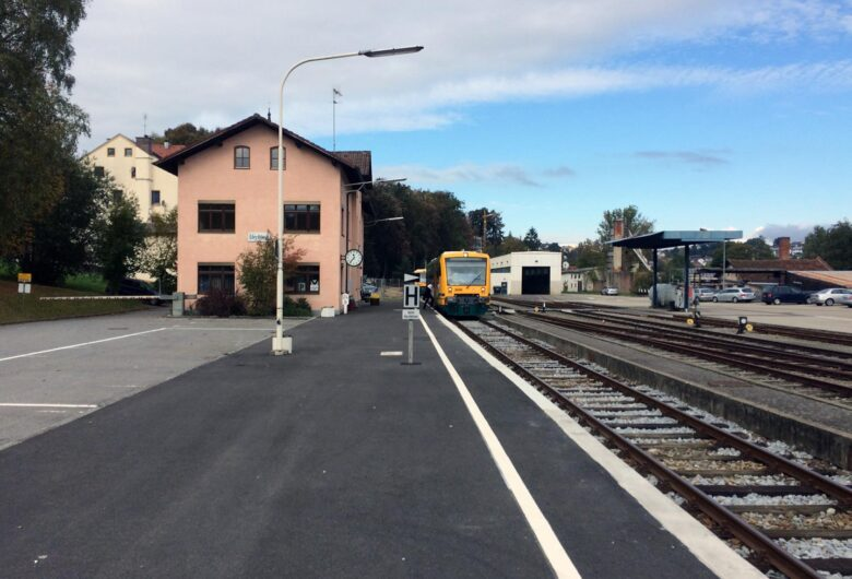 Streckenreaktivierung Gotteszell - Viechtach