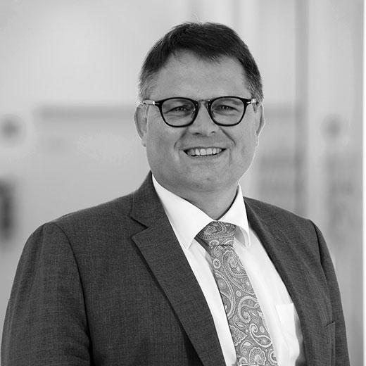 Volker Grotefeld, Geschäftsführer Wasser, Energie und Abfall