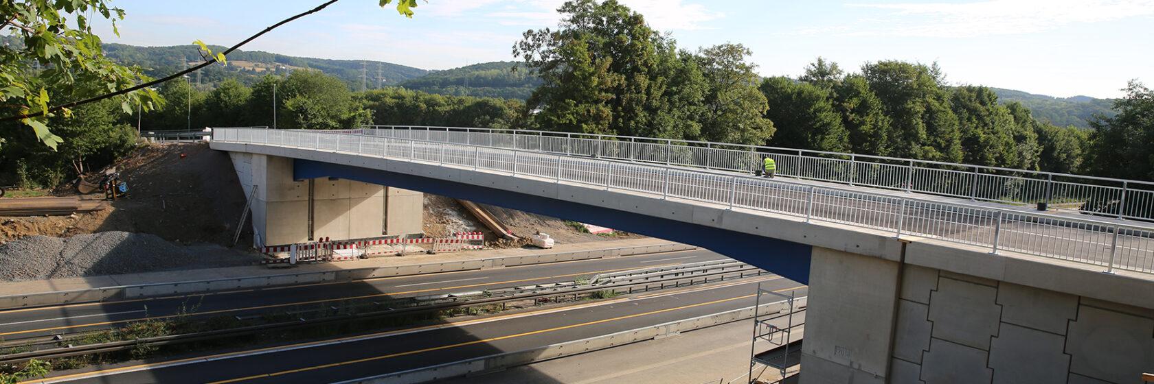 Brücke A46 bei Hagen