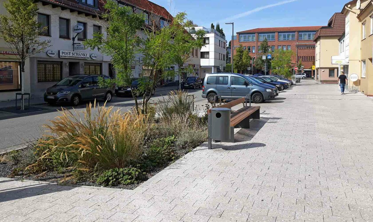 Poststraße Wolfsburg