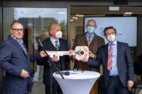 """Einweihung des """"Marienhauses"""" der Klinik für Psychiatrie, Psychotherapie und Psychosomatik in Erfurt"""