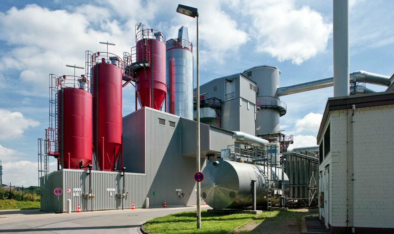 Müllheizkraftwerk, Solingen