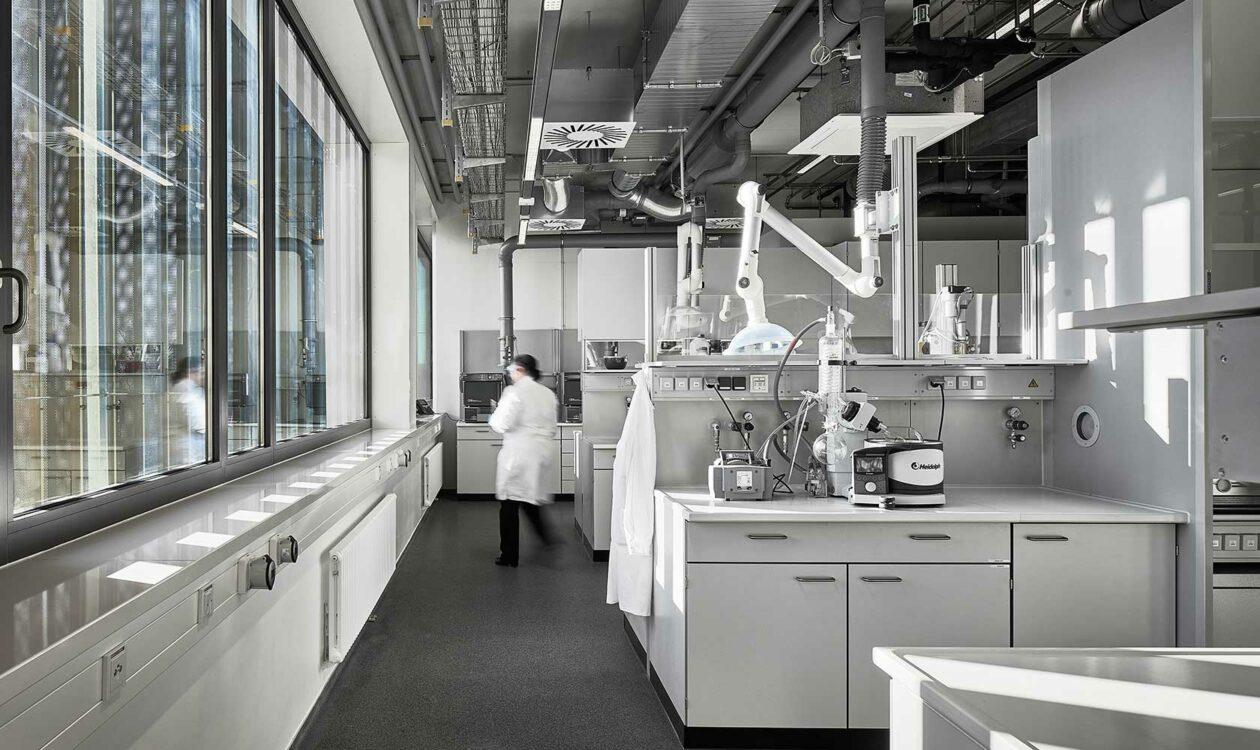 Medizin-, Labor- und Betriebstechnik