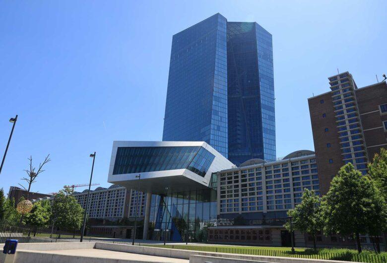 Hauptquartier Europäische Zentralbank (EZB), Frankfurt am Main