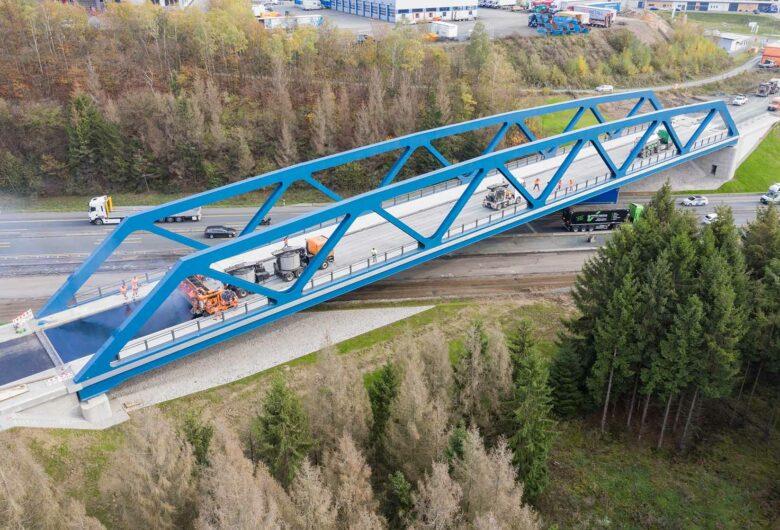 Ersatzneubau Brücken Haiger