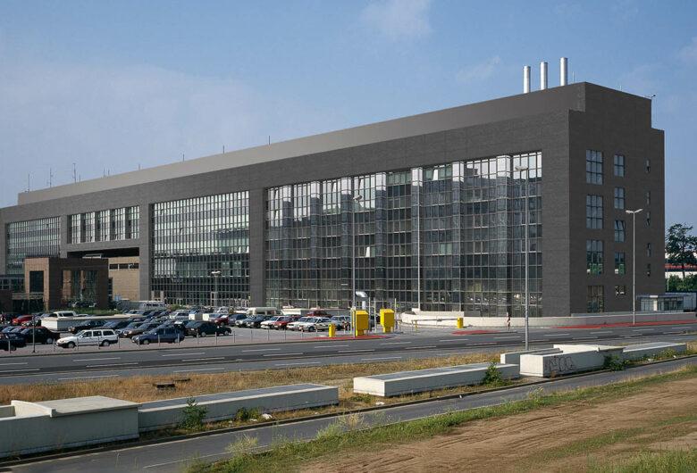Flughafen Frankfurt am Main, Kommunikationsgebäude