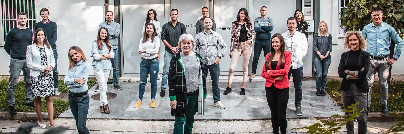 Sweco D.O.O Team Serbien