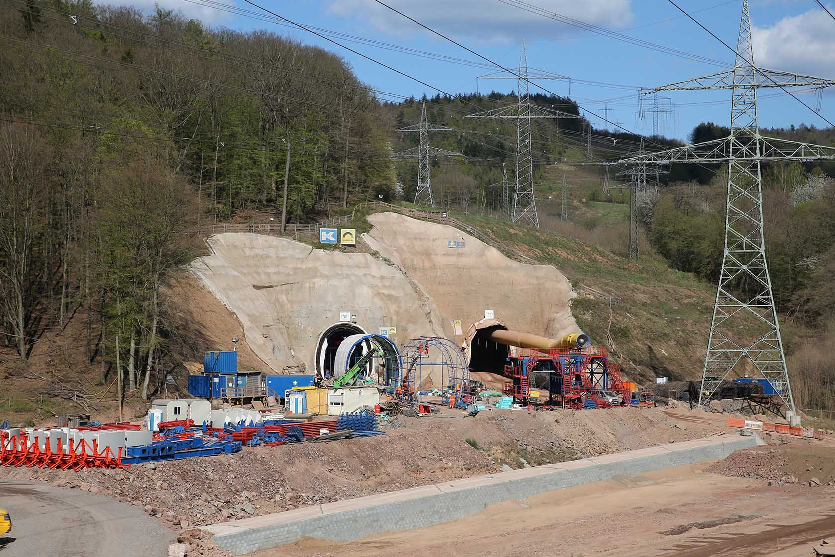 Ausbaustrecke Hanau - Nantenbach