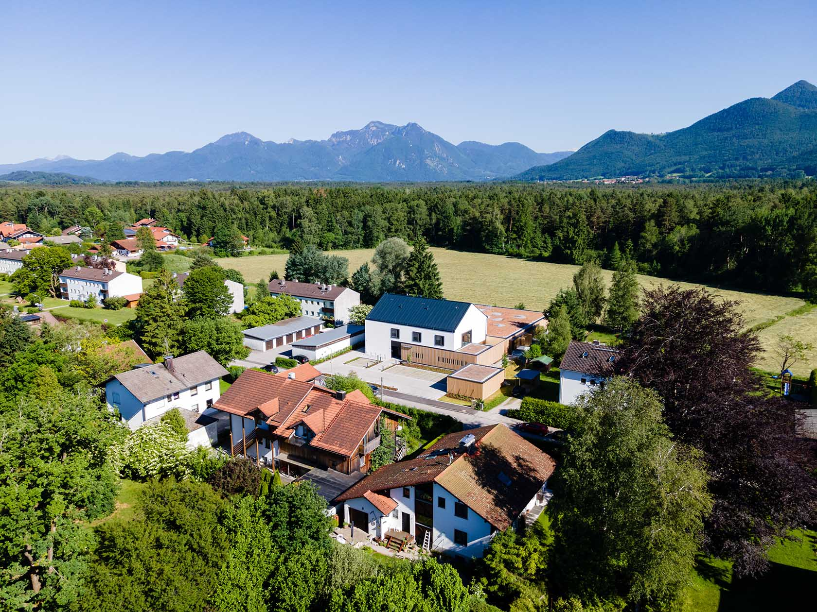 Chiemseehospiz, Bernau