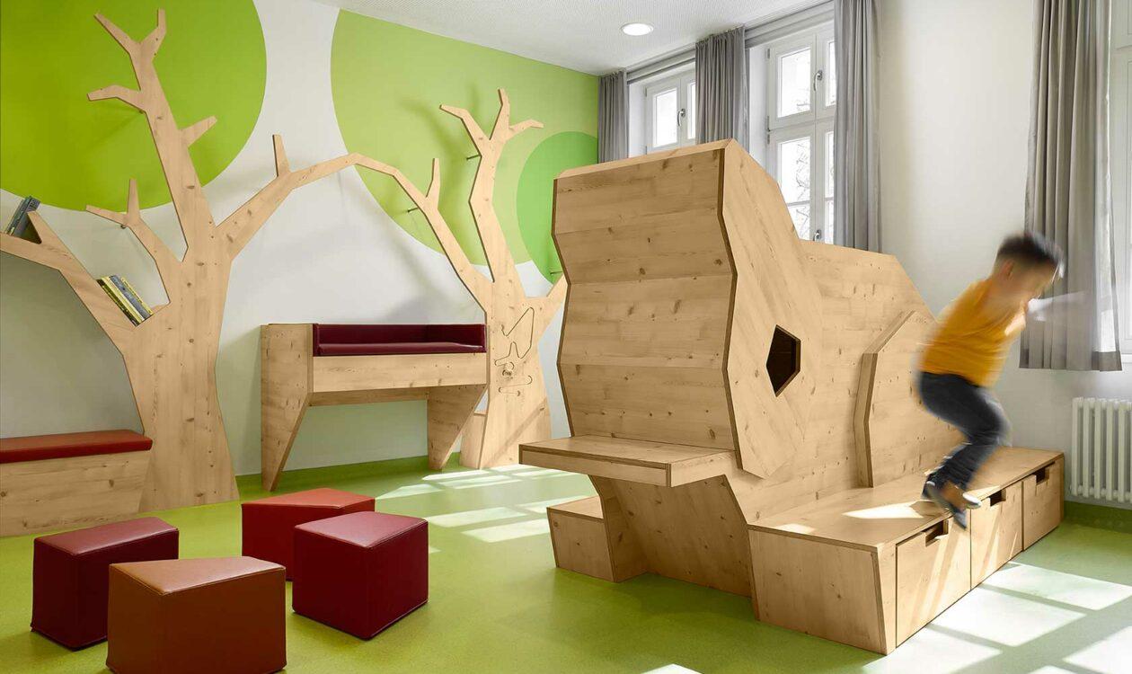 Innenarchitektur, Individuelle Möbel