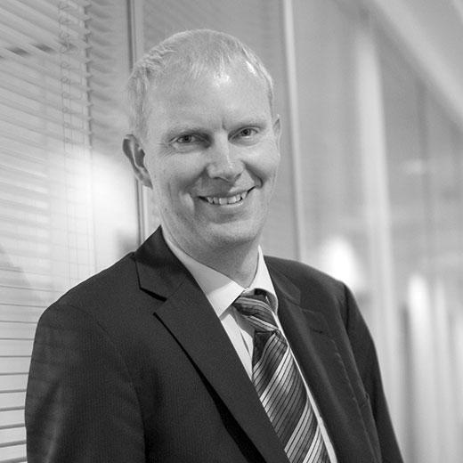Rainer Köhne, Geschäftsfeldleiter Raum- und Umweltplanung