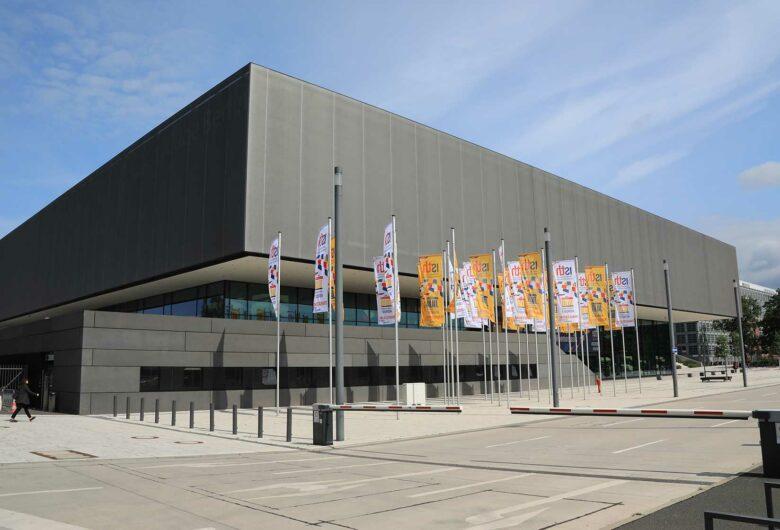 Messehalle CityCube, Berlin