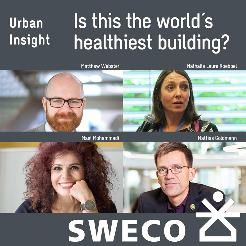 Urban Insight Podcast Cover