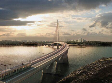 Kronenbrücken, Helsinki