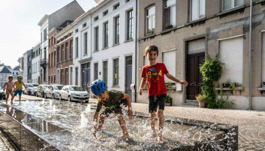 Augustijnenstraat, Mechelen © Bram Goots